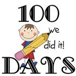 Stick Figure 100 Days