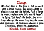 Change is Everything