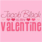 Jacob Black Is My Valentine T-Shirts