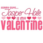 Sorry Guys Jasper Hale Is My Valentine T-Shirts