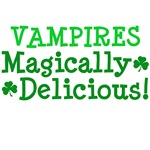 Vampires Magically Delicious T-Shirts
