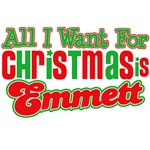 All I Want For Christmas Is Emmett Cullen!