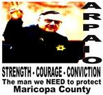 Sheriff Joe Arpaio the man we need
