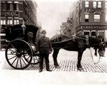 New York Hansom Driver
