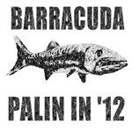 Sarah Palin Barracuda Vintage