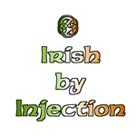 Irish by Injection Funny