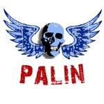 Palin Skull T-Shirts