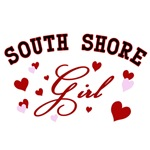 South Shore Girl T-Shirts