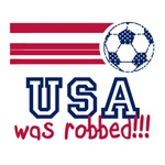 USA Was Robbed Soccer