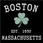 Boston Massachusetts T-Shirts