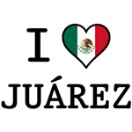 I Love Juarez T-Shirts