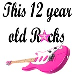 12 YEAR OLD ROCK STAR