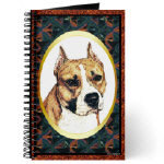 Beautiful American Staffordshire Terrier Journals