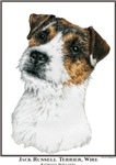 Jumpin Jack Russell Terrier Unique Gifts & Product
