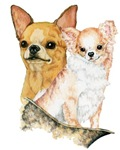 Chihuahua Couple Unique Gifts Products