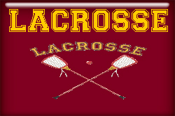 Lacrosse T-shirts and gifts.