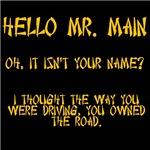 Mr. Main