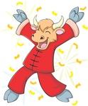 Joyful Ox