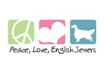 Peace, Love, English Setters