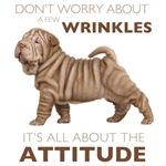 Shar Pei Attitude