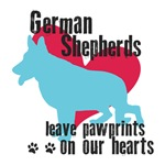German Shepherds Leave Pawprints On Our Hearts