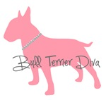 Diamond Collar Bull Terrier Diva