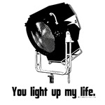 You Light Up My Life! Filmmaker Lighting Crew Gift