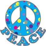 Polka Dot Peace