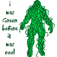Green before it was cool