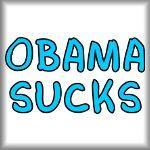 Obama sucks