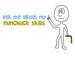 Nunchuk Skills