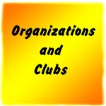 Organizations and Clubs