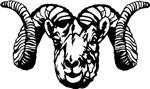 Ram's Head Symbol