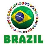 Brazil 2-0447
