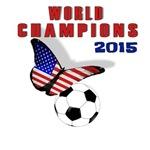 Women's Soccer Champions 2015 i