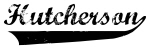 Hutcherson (vintage)