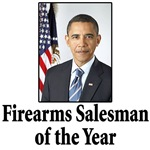 Firearms salesperson of the year