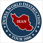 Dubya World Destruction Tour