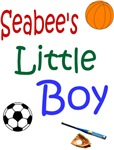 Seabee's little boy