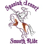 Spanish Jennet Smooth Ride