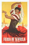 Spanish Senorita Dancer