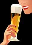Beer , Pilsner Glass