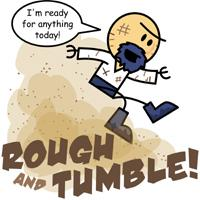 O-Chul: Rough and Tumble