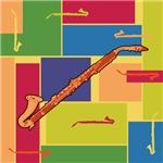 Alto Clarinet Colorblocks