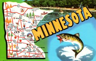 Southern and Central Minnesota