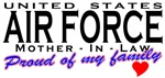 Proud United States Air Force Mother-in-Law