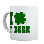 I Shamrock My Beer St. Patrick's Day Gifts