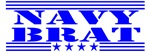 United States Navy Brat T-shirts, Clothing & Gifts
