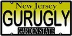 Gee You're Ugly NJ Vanity License Plate