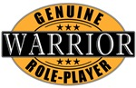Genuine Role-Player Warrior T-shirts & Gifts